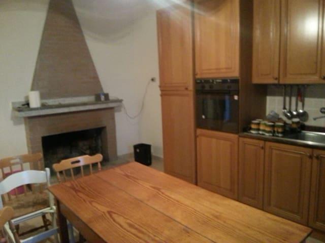 Calabria holiday apartmens - Castelsilano - Apartamento