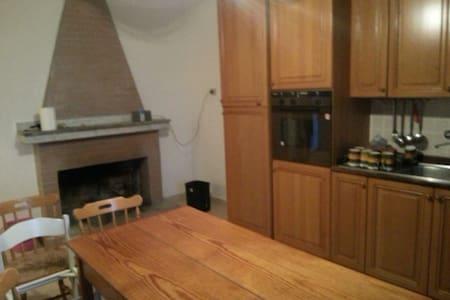 Calabria holiday apartmens - Castelsilano - Apartmen