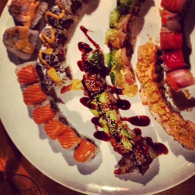 Mission District의 Blowfish Sushi 사진