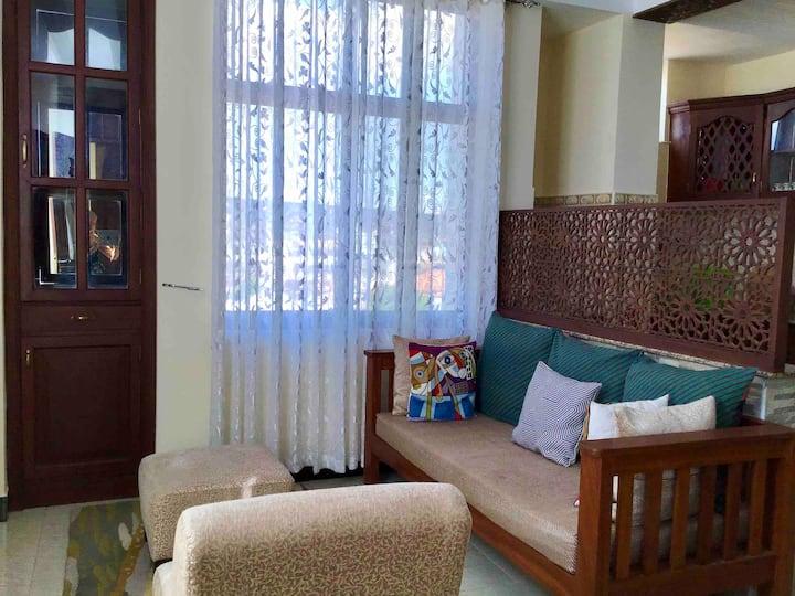New cosy two-bedroom apartment-1 in Zanzibar Town