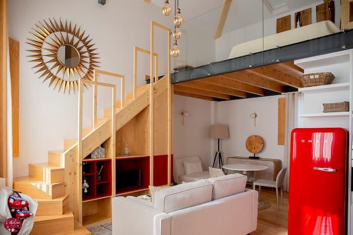 L'atelier Apartments (Fotografia)