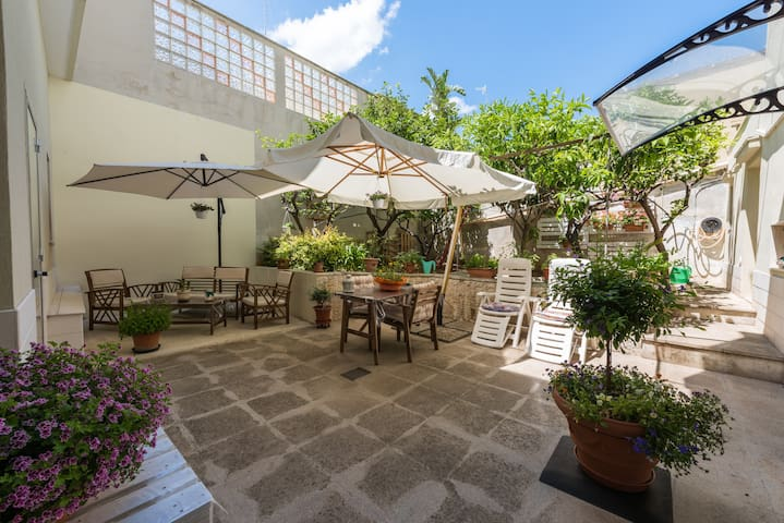 Casa Giardino SanTommaso: vicina a tutto!
