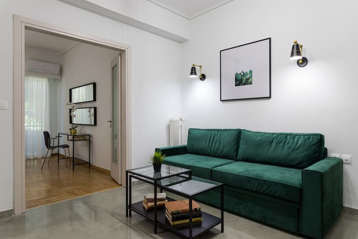 Hip & Stylish Flat in the City Center