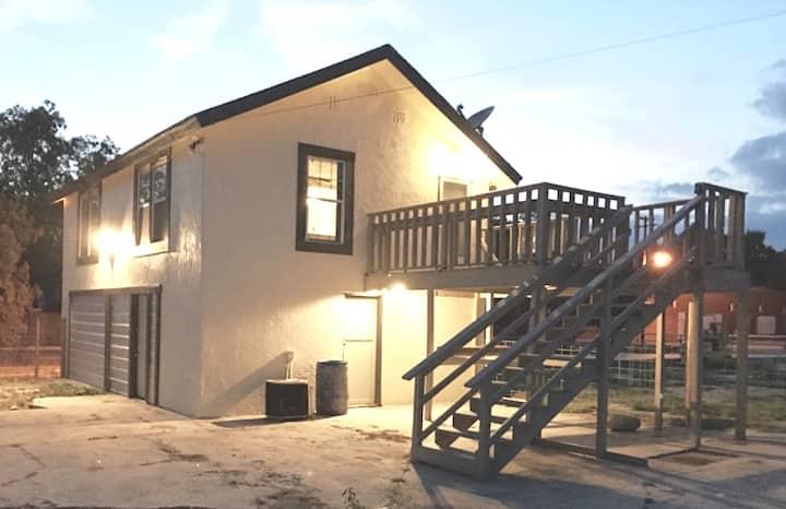 Historic City Loft Home / Exploration Base Camp