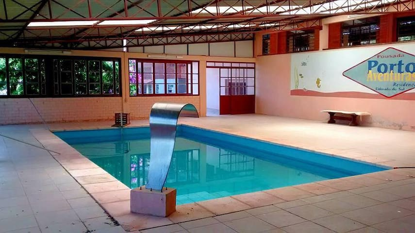 Pousada Porto Aventuras - Eldorado do Sul - Bed & Breakfast