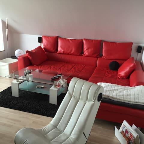 Moderne 2 Zimmer Wohnung - Mönchengladbach - Appartement