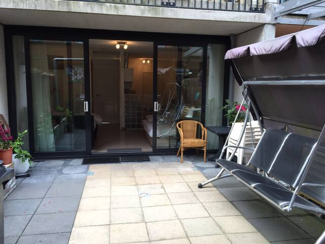 Beautiful studio at top  location  in amsterdam - Amsterdam-Zuidoost - Talo