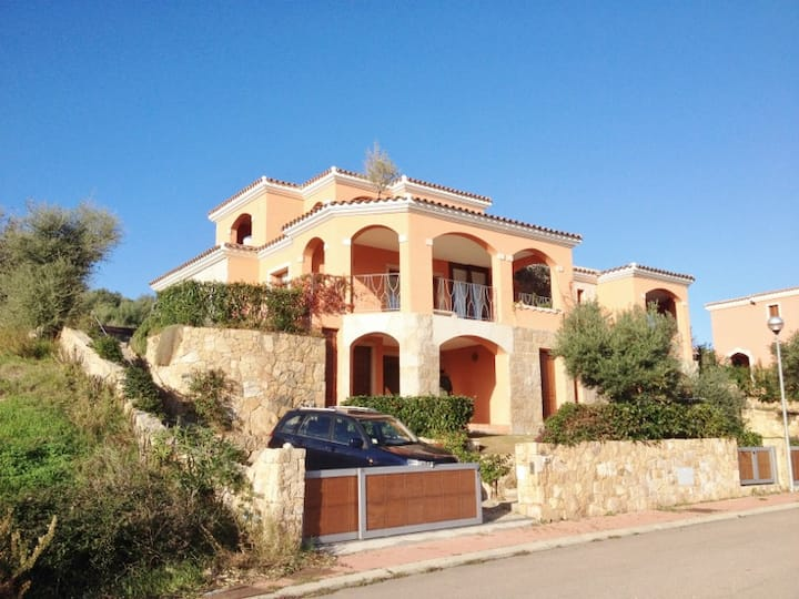 Villa Miranda mit sehr schönem Meerblick