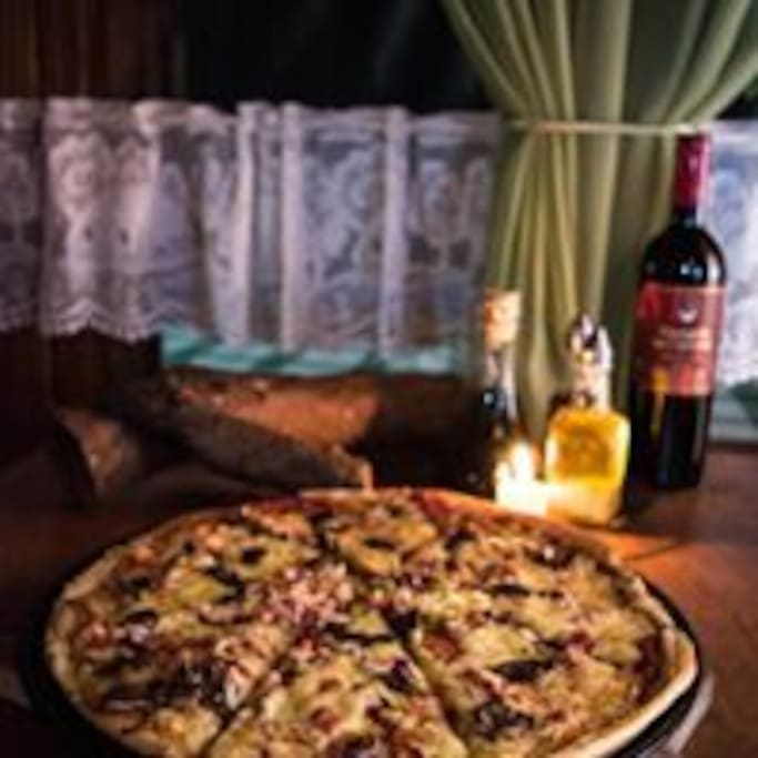Restaurante Pizza La Finca