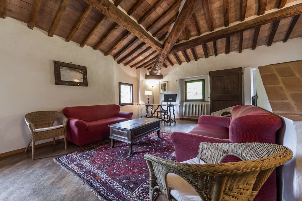 Casa san mario maisons louer volterra toscane italie for Casa volterra