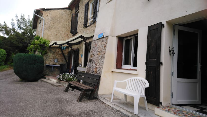 Maison de caractère dans un hameau