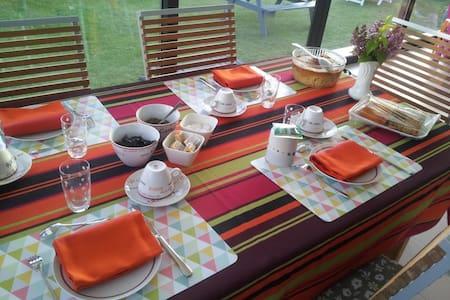 chambre d'hôte avec petit déjeuner - Oye-Plage