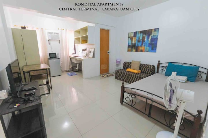 Cabanatuan - Fully Furnished Studio Apartment B