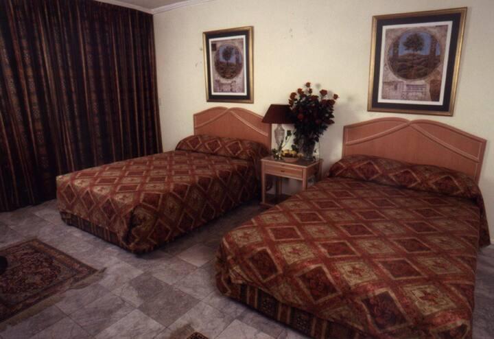 Twin Room at Brooklyn Lodge