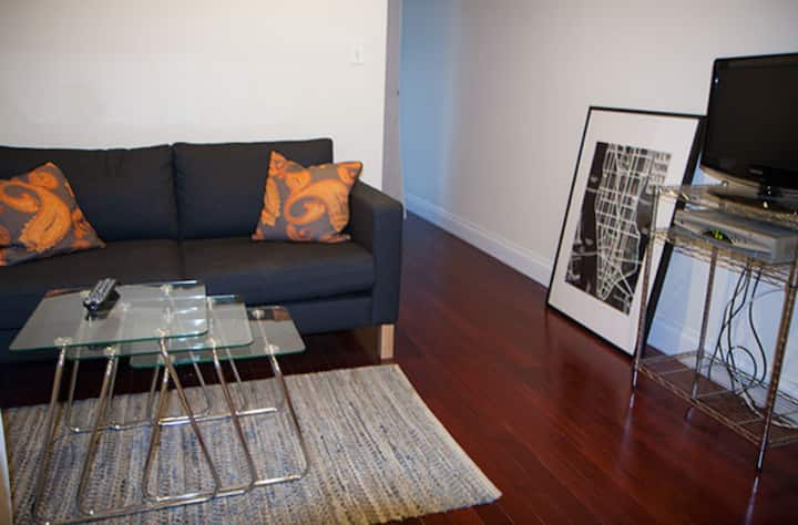 Entire, Private Charming East Village Apartment