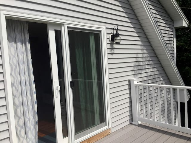Newly built Guest Quarters, Walk to town. - Boothbay Harbor - Guesthouse