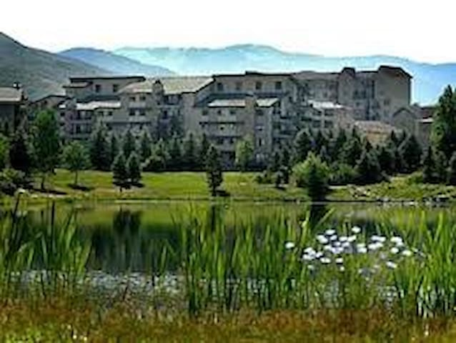 one bed room condo up in the hills of Colorado