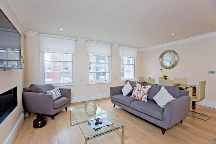 Stunning 2 bedroom in Mayfair