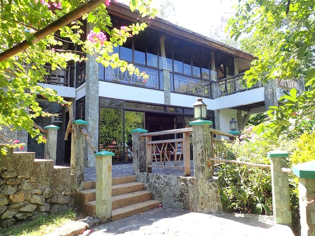 Villa Malasimbo, your home away from home!
