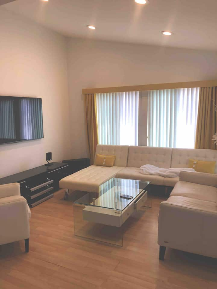 Modern  1 bedroom  condominium,for 4 guests