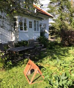Koselig Sørlandshus, Fossdal Gaard - Haus