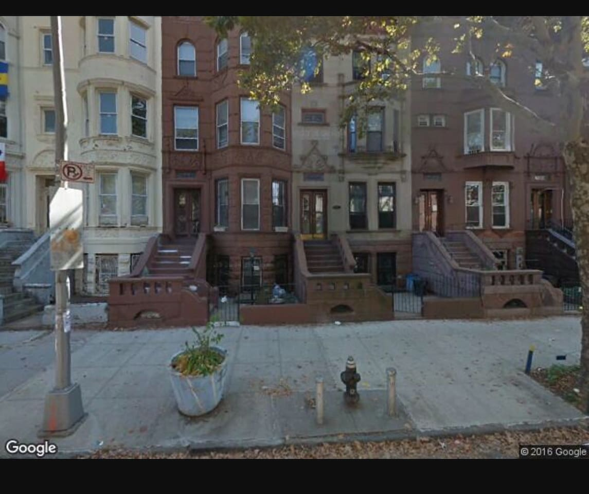 Historic Brownstone in Crown Heights
