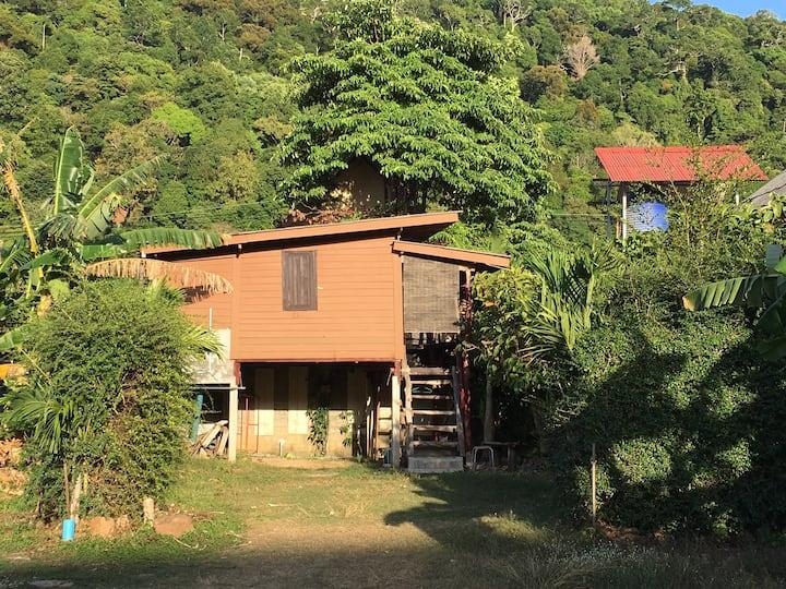 Arra garden house