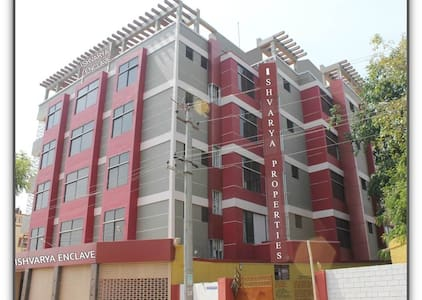 AISHVARYA RESIDENCY , SINGLE BED  AC ROOM - Coimbatore