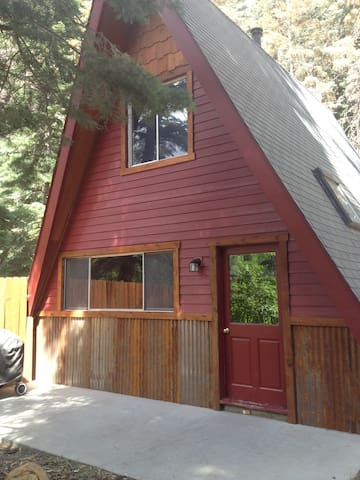 Cozy Cabin in the woods - Ouray - Talo