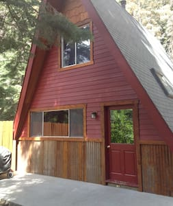 Cozy Cabin in the woods - Ouray - 獨棟