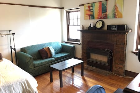Spacious rm for you or couple 2/45