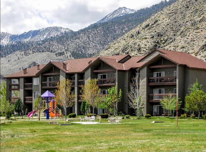 Historic Walleys Hot Springs Resort, Genoa Nevada