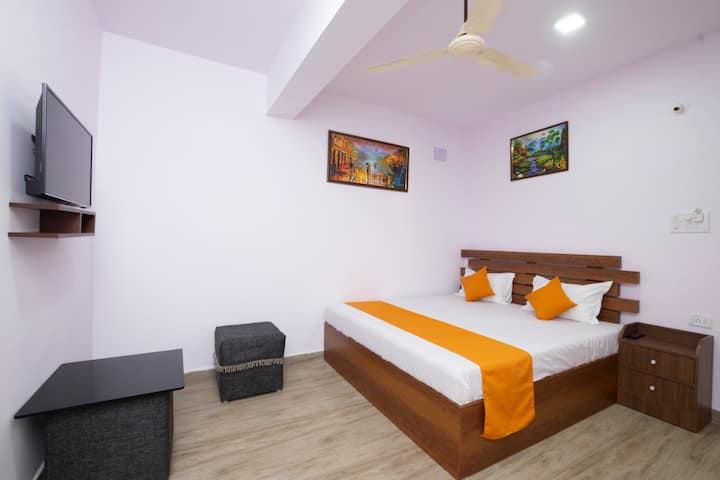 Ansh vansh beach resort in Calangut goa