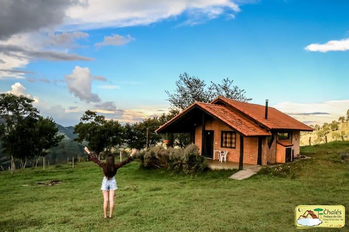 Chalés Pedaço do Céu (Chalé Lavanda)