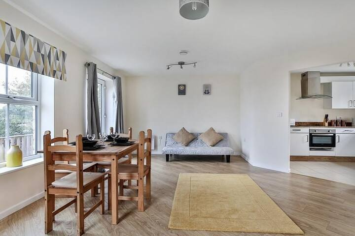 The Mews 2 Bed Apt Sheffield Centre (Inc. Parking)