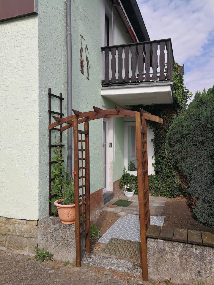 """Appartement """"Eifel"""" im Haus Sybille"""