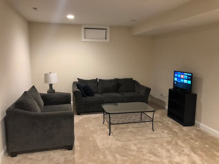 Entire Basement ( Newly built Home)
