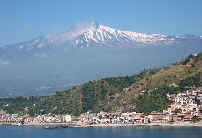 Bilocale in Residence a due passi da Taormina - Chianchitta-pallio - Apartament