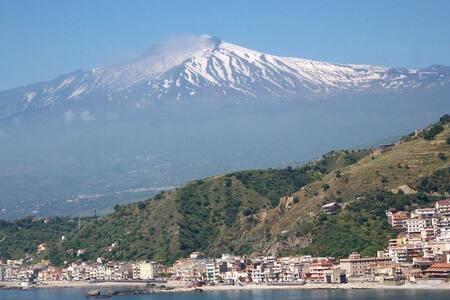 Bilocale in Residence a due passi da Taormina - Chianchitta-pallio - Daire