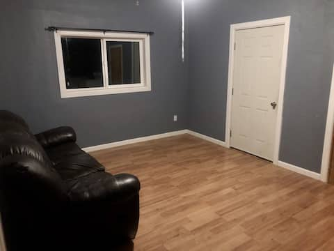 Small, basic, and simple one bedroom guest home:))