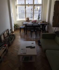 Schöne Altbau Wohnung in München - München - Appartement