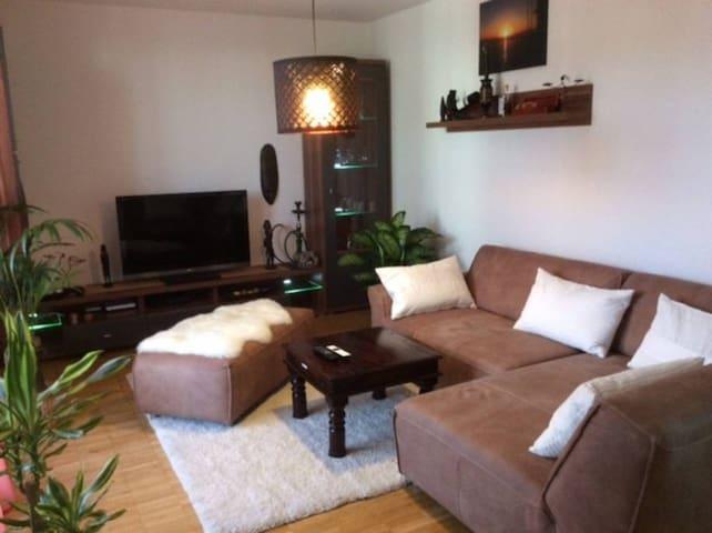 Wie zu Hause...mitten in Zofingen - Zofingen - Apartamento