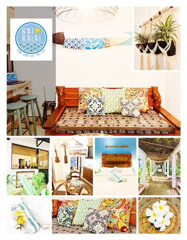 Bai Balai Apt. 1BR by the beach (White Beach)