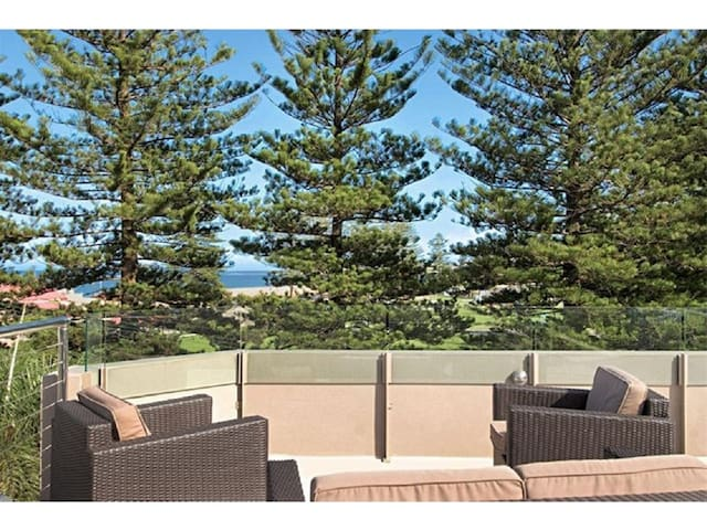 Beach Break Apartment - Thirroul - Flat