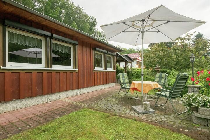 Spacious Bungalow in Neustadt Germany with Garden