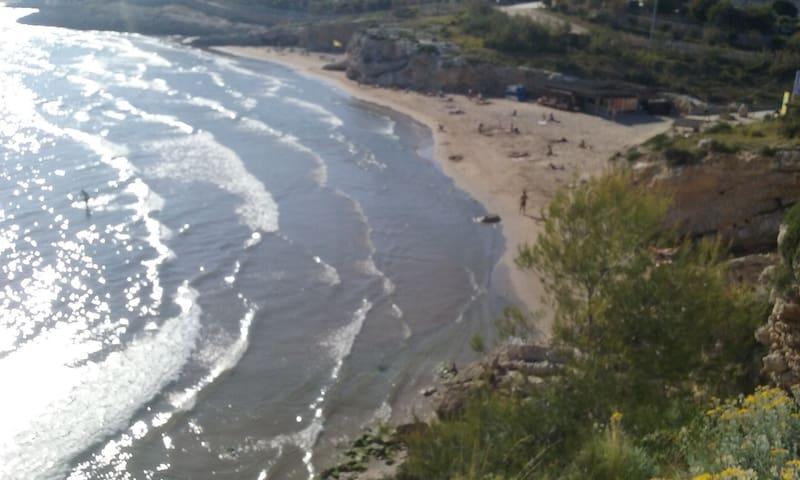 Encantador y romantico LOFT,   Puerto de Sitges! - Sitges - Loft
