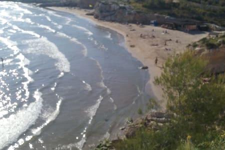 Encantador y romantico LOFT,   Puerto de Sitges! - Sitges