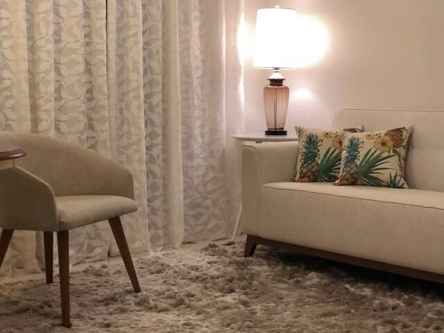 Apartamento charmoso e bem localizado!