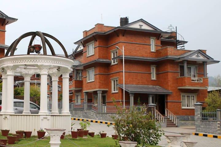 Gated Community Furnished House