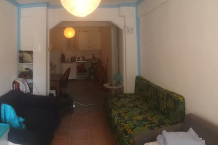 #1 BasicAppartment 4 guests.Full kitchen& WIFI